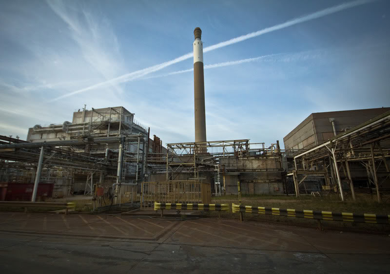 Report - - Huntsman tioxide Grimsby Aug '11 | Industrial Sites