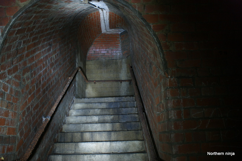 Report - - Luton WW2 air raid shelter jan 2012 | Underground