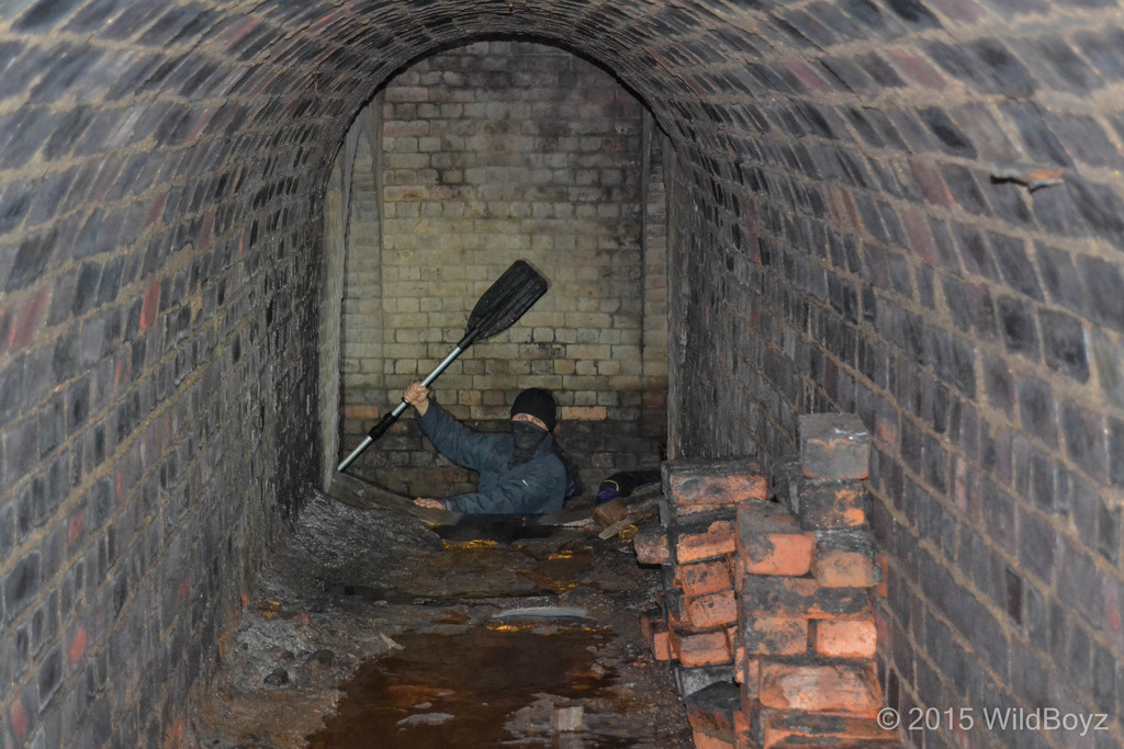 Report Standedge Tunnels Marsden May 2015