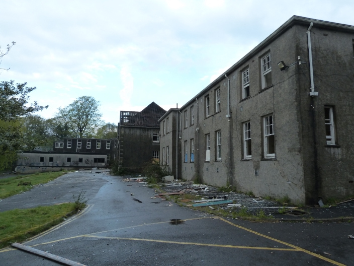 Report Mountain Ash Hospital South Wales May 2016
