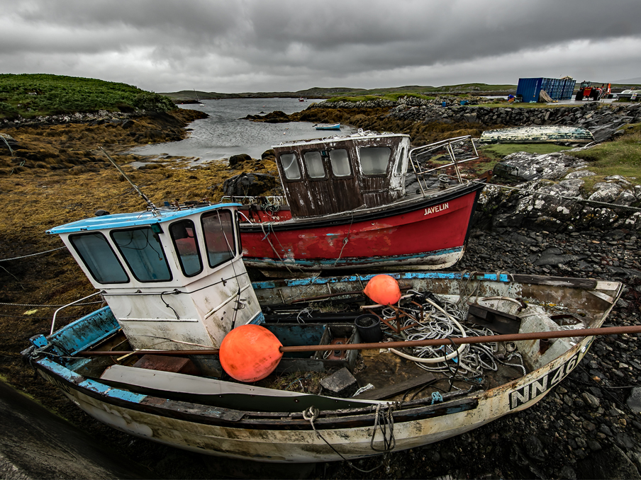 Derelict Fishing Boats - South Uist.jpg